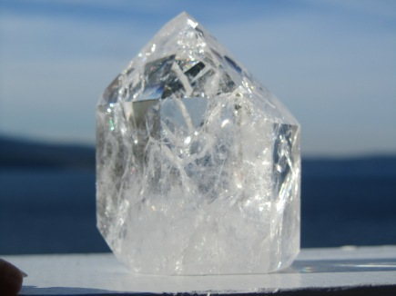 Fire & Ice Crystal